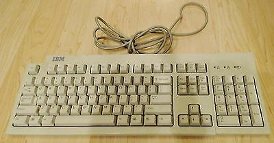IBM Keyboard Model: KB-7953 with PS/2 Conntection