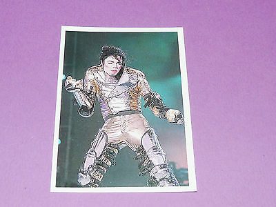 N°77 Michael Jackson Panini Smash Hits Planet Pop 1998 France Coll. '99