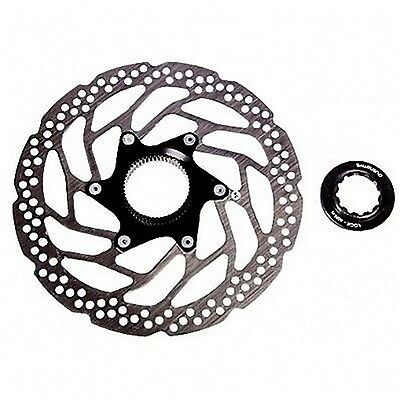 gobike88 SHIMANO SM-RT30-S 160mm Disc Rotor with Center Lock Ring, X20