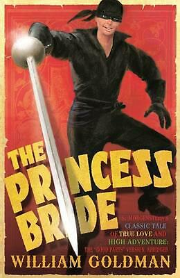 The Princess Bride by William Goldman Paperback Book Free Shipping!