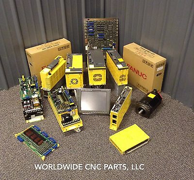 Reconditioned Fanuc Servo Amp A06B-6079-H205 $1800 With Exchange $1150 Repair