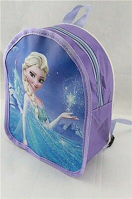 Disney Frozen girls preschool kids small bag backpack Anna Elsa