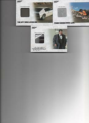 James Bond-Archives 2014 Edition  Relic Card Jbr45 Valentin Zukovsky,s Cane