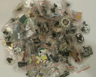 Disney Pins lot of 200 1-3 Day Free Shipping US Seller 100% Tradable