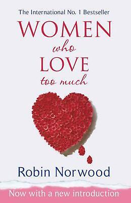 Women Who Love Too Much by Robin Norwood (English) Paperback Book Free Shipping!