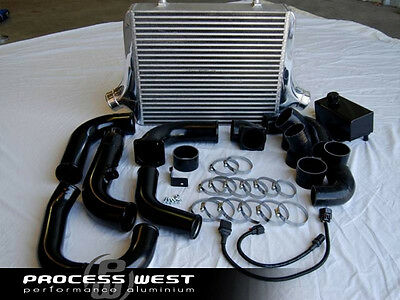 Process West PWBAIC03 Intercooler Stage 3 Upgrade fits Ford Falcon BA BF XR6T...