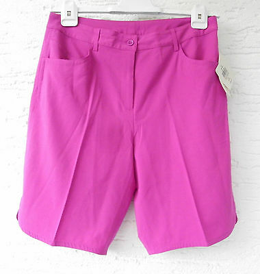 EP Pro 8620BB Pink Damen Golf Shorts
