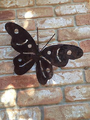 African Metal Butterfly