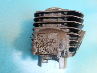 Piston Cylindre Scooter Yamaha Booster Mbk Reference Moteur B103E  100 Cm3