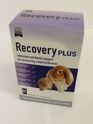 Supreme Recovery PLUS Sachets 10 x 20g, fast dispatch
