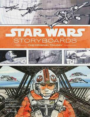 Star Wars Storyboards: The Original Trilogy by Lucasfilm Ltd (English) Hardcover