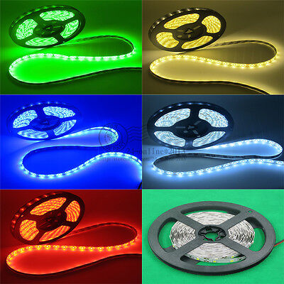 5630 SMD 1m - 100m 3ft-330ft 12V LED strip home/Shop/car Decoration super bright