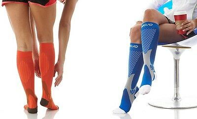 Mojo Recovery & Performance Sports Compression Socks - 1 Pair