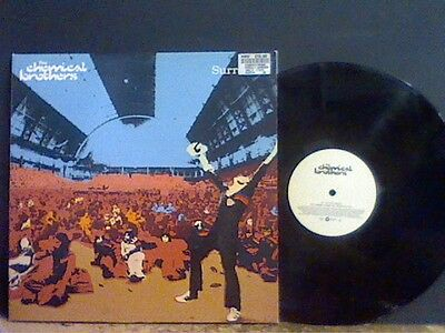 CHEMICAL BROTHERS  Surrender  DBL  LP      Lovely copy !!