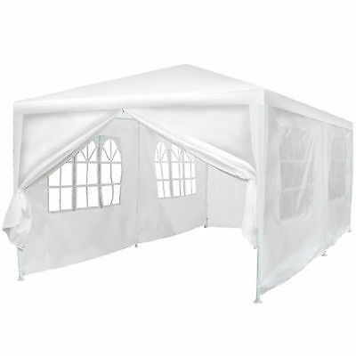 10' x 20' Canopy Party Outdoor Wedding Tent Camping Canopy Gazebo Pavilion Event