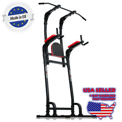 Marbo Sport Mulltistation Power Tower for Dips, Pull Ups, Chin Ups, Abs