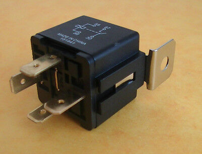 ON/OFF Heavy Duty 4 Pin 40A 40 Amp 12V Relay 12 Volt Car Bike Automotive