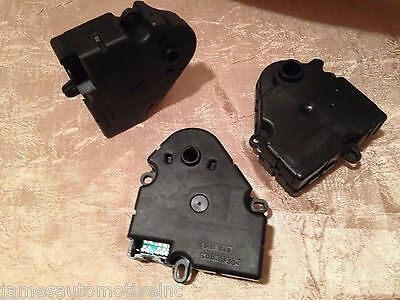 1 New 89018365 52402588 Genuine Gm  Ac Delco 15-72971  Blend Door Actuator