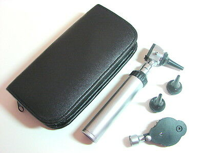 Ent Otoscope OPHTALMOSCOPE DIAGNOSTIQUE Ensemble médical humain Kit CE