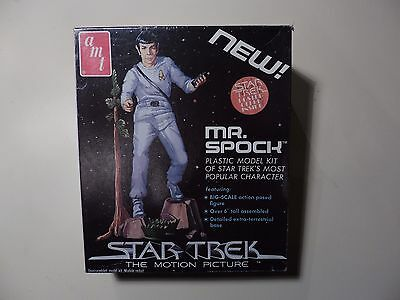 Amt Star Trek The Motion Picture Mr Spock 1979 Issue