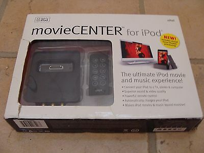 Xitel MovieCenter for iPod  Play iPod videos on TV!