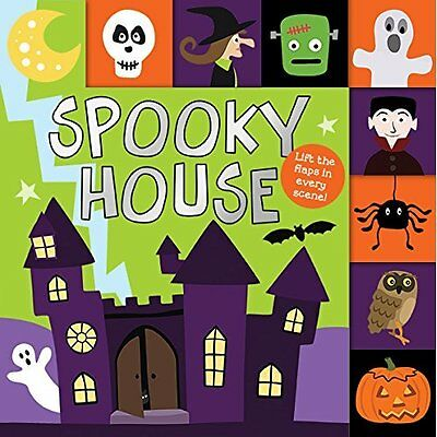 Spooky House Roger Priddy Books Board book 9781783411771