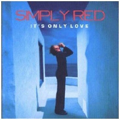 Simply Red: It's Only Love (CD)