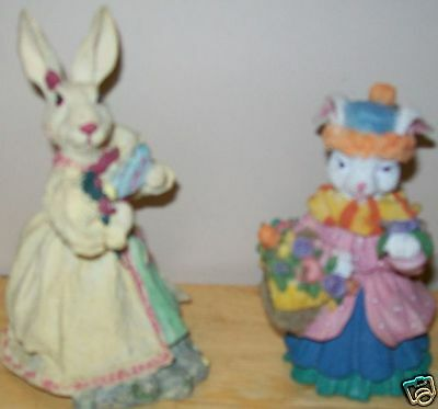 Cute Easter Style Bunnys