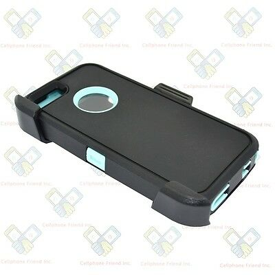 uk availability afe08 ba37f OTTERBOX DEFENDER SERIES Case for iPhone 5 5S SE with Belt clip ...