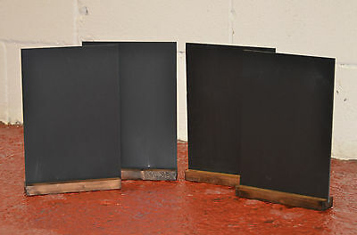 A5 Table Top Chalkboards Blackboard  For Use With Liquid Chalk Pens