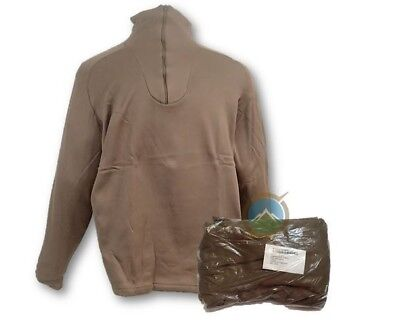 US MILITARY ECWCS Polypro Undershirt - 3XL - Cold Weather Thermal Underwear  - $21.00 | PicClick