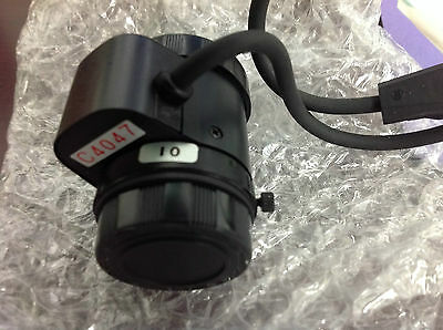 COSMICAR/Pentax 8mm F/1.2 Camera Lens for Security Camera, NEW UNUSED, C4047