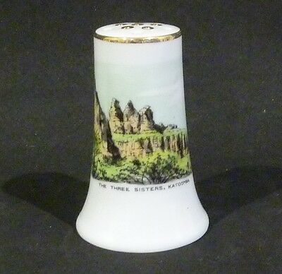 THREE SISTERS, KATOOMBA SALT /  PEPPER SHAKER made in Japan