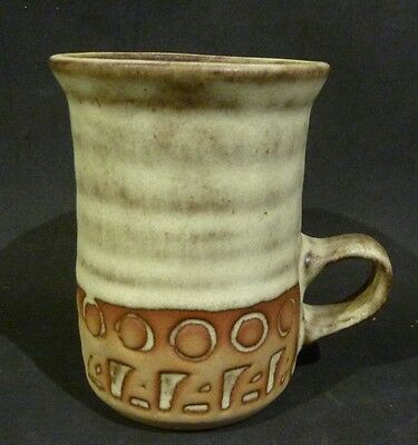 TREMAR UK  stoneware mug CORNWALL