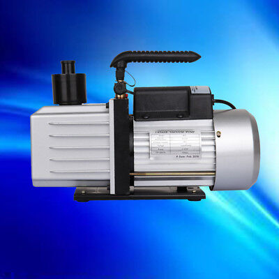 Alloy Aluminium Casting Vacuum Pump 8CFM Air Conditioning Refrigeration Business