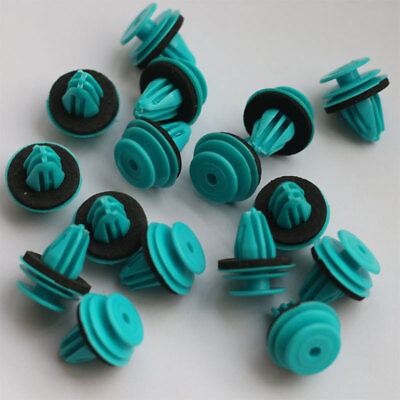 20pcs Interior Door Moulding Panel Trim Clip Fit Suzuki SX4 Swift Verona Vitara