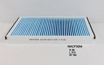 Wesfil Cabin Air Pollen Filter WACF3054 fits Holden Astra 1.8 i (AH),1.8 i (T...