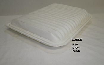 Wesfil Air Filter WA5137 fits Ford Territory SX,SY 4.0 AWD,SX,SY 4.0 Turbo AW...