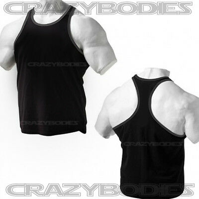Lifting Shirt, Bodybuilding Tank Top, Muscle Singlet Shirt Bodybuilder Racerback