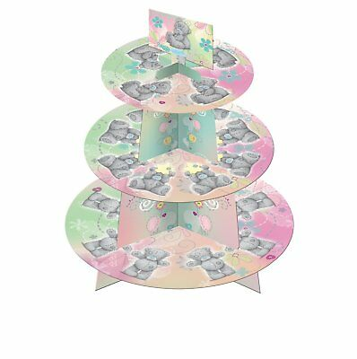 Me to You Cupcake 3 Tier cake stands Wholesale Clearance - Choose Quantity
