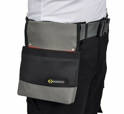 Ck Magma Ma2733 Weatherproof Reinforced Nail Holder Pouch For Tool Belt