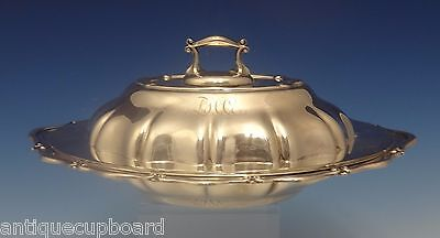 Cromwell by Gorham Sterling Silver Vegetable Dish w/Removable Handle (#0339)
