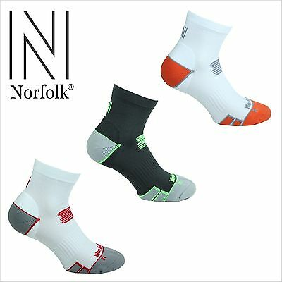 Norfolk Gym Microfiber Cushioned Men's Sock Style: ARNOLD