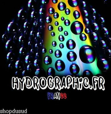 Activateur 50 ML Hydrographic FILM hydro de Solution  SUPERIEUR + 1 SPRAY INCLUS