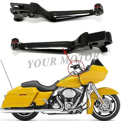 Universal Brake Clutch Motorcycle Levers For Harley XL Sportster 883 & 1200 UK