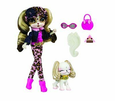 Pinkie Cooper Deluxe Travel Collection Doll and Pet Beverly Hills: Pinkie Cooper