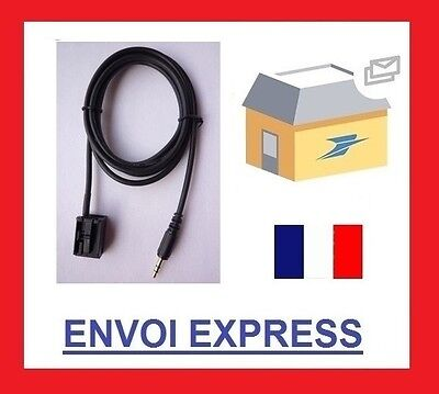 CD AUX cable Audio car bmw Series 5 6 Z4 X3 X5 E39 E60 E61
