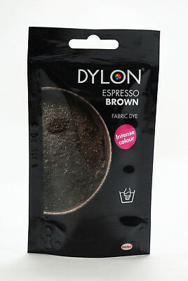 Dylon Hand Dye 11 Espresso Brown  (Discount for Qty)