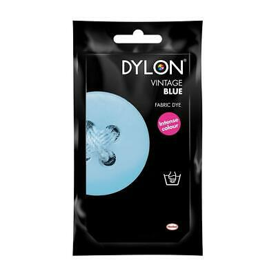 Dylon Hand Dye 06 China Blue With or Without salt (Discount for Qty)