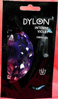 Dylon Hand Dye 30 Intense Violet   (Discount for Qty)